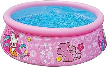 Intex Hello Kitty - Juego de piscina (1,8 x 50,8 cm)