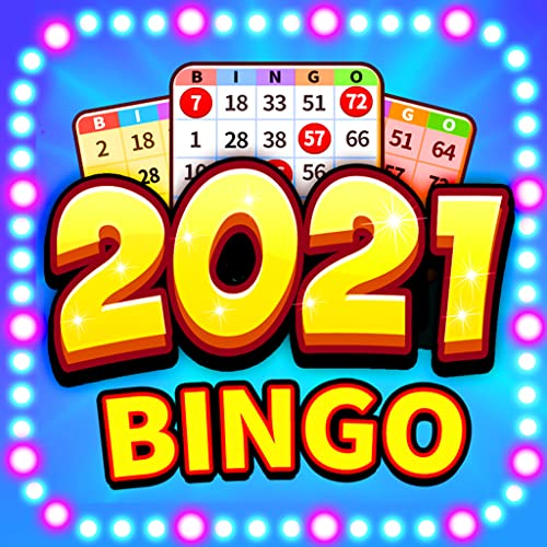 Bingo: Play Free Bingo Games at home, 2021 Lucky Bingo Games Free Download on Kindle Fire