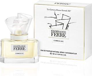 Gianfranco Ferre Camicia 113, Agua de perfume para mujeres - 30 ml.