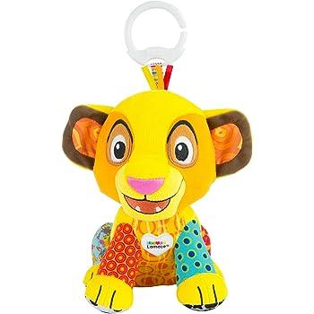 LAMAZE Disney Lion King Clip & Go - Simba Baby Toy
