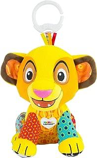 Lamaze Disney Lion King Clip & Go, Simba Baby Toy