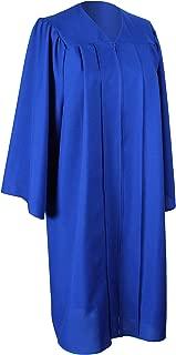 Unisex Adult Choir Robes Matte Graduation Gown Only Choir Gown