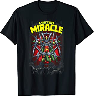 Best mister miracle shirt Reviews