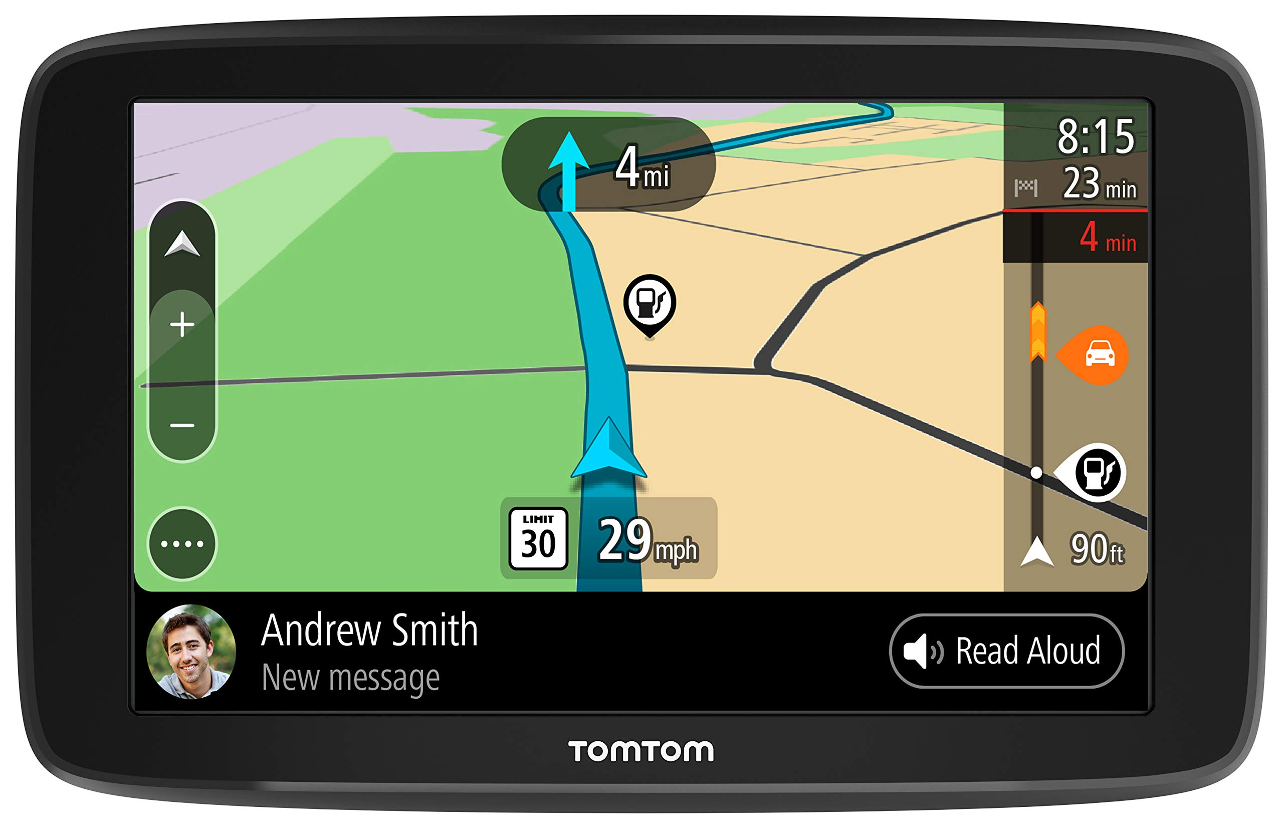 Navigation TomTom Lifetime Destination Prediction
