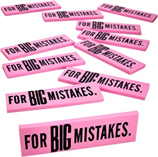 Best large eraser for big mistakes Reviews
