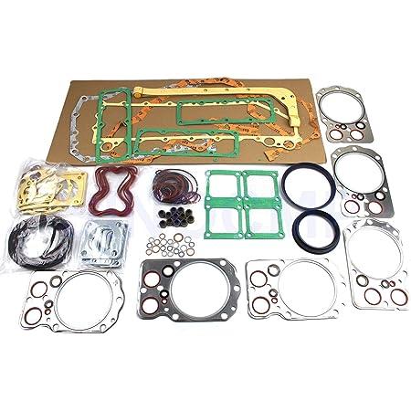 Engine Kit Gasket Sets 3 Month Warranty 6D14 6D14T Engine Gasket ...