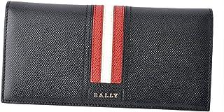[バリー] BALLY TALIRO.LT 10 6218067 バリーストライプ 二つ折り 長財布 [並行輸入品]