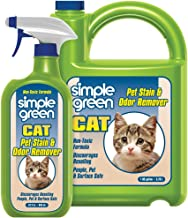 Simple Green Pets Stain & Odor Remover Kits for Outdoor Patio and Indoor Rugs &..