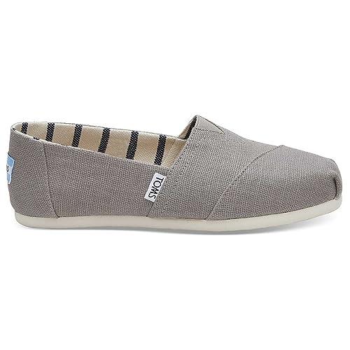 TOMS Womens Classic Alpargata Slip-On Shoe