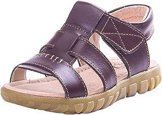 WUIWUIYU Toddlers Boys Girls Outdoor Summer Casual Open-Toe Sport Sandals Beach Water Shoes