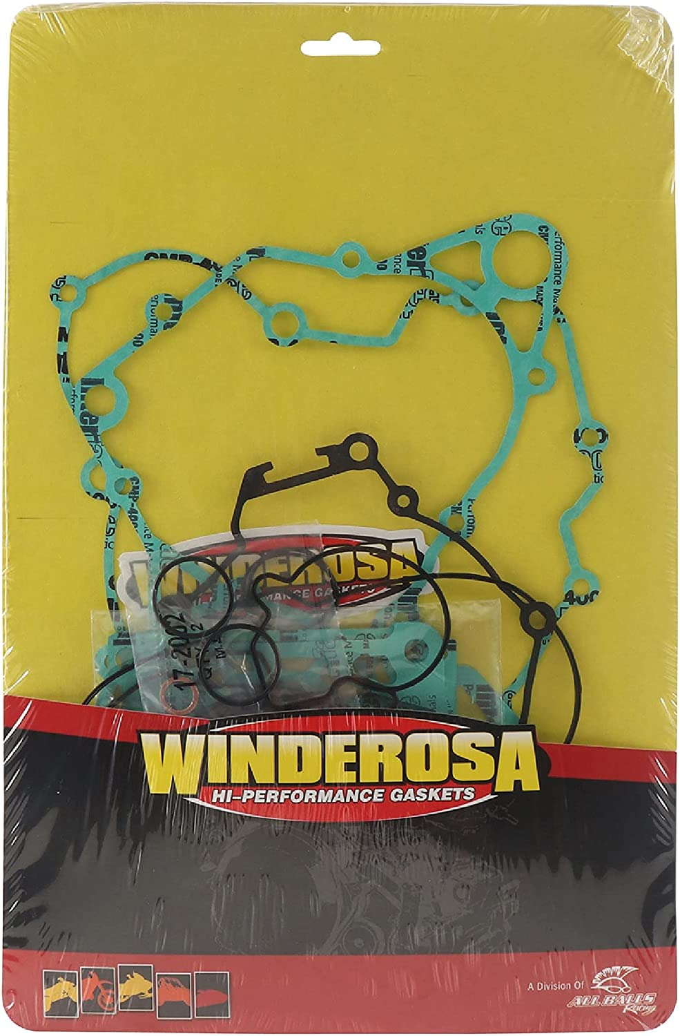 New Winderosa Complete Gasket Set Ranking TOP1 808370 for Mesa Mall KTM 16 17 150 20 SX