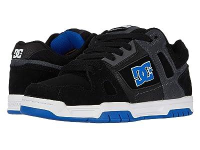 DC Stag (Black/Blue) Men