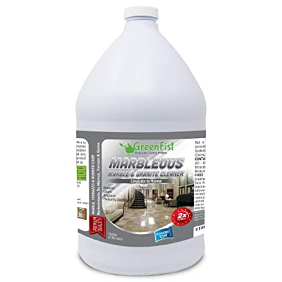 GreenFist Marbleous Marble Cleaner and Other St...
