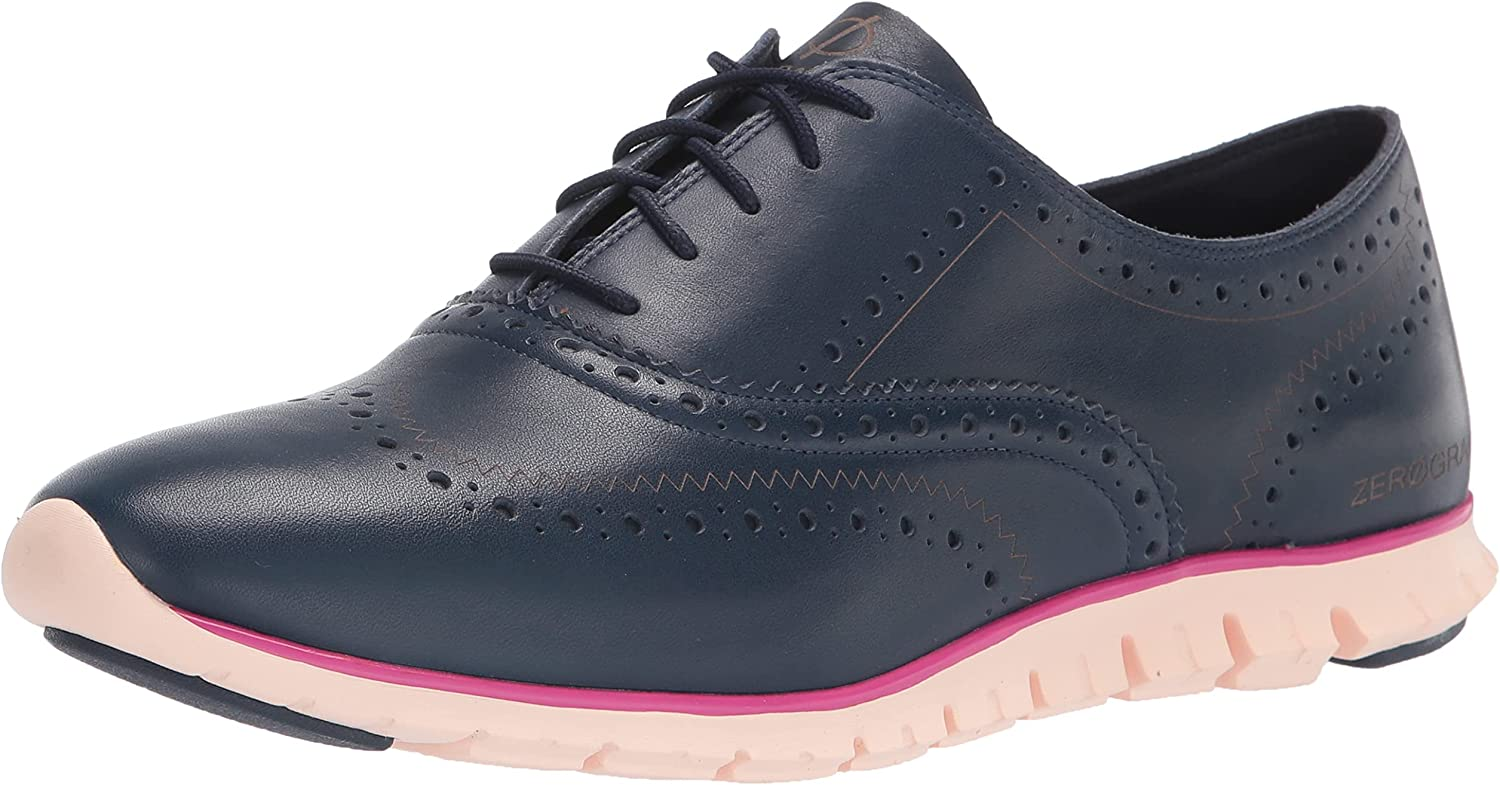 Cole Haan Men's Zerogrand Wing Oxford Closed Hole