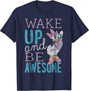 Daisy Duck Be Awesome T-Shirt