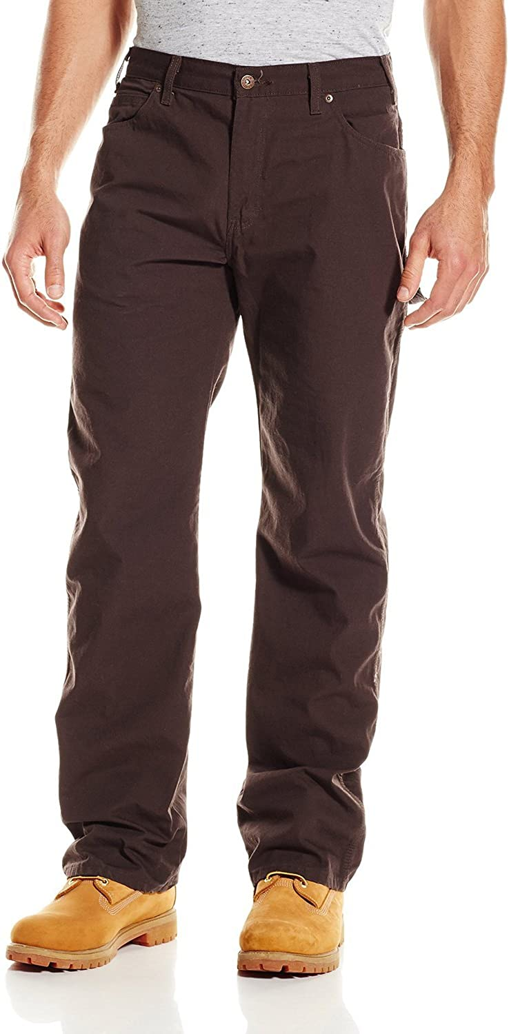 Dickies Men's Relaxed Straight Carpenter Pant Challenge National uniform free shipping the lowest price Ripstop