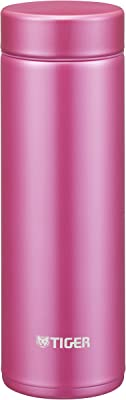 タイガー魔法瓶 水筒 スクリュー マグボトル 6時間保温保冷 300ml 在宅 タンブラー利用可 パウダーピンク MMP-J030PP