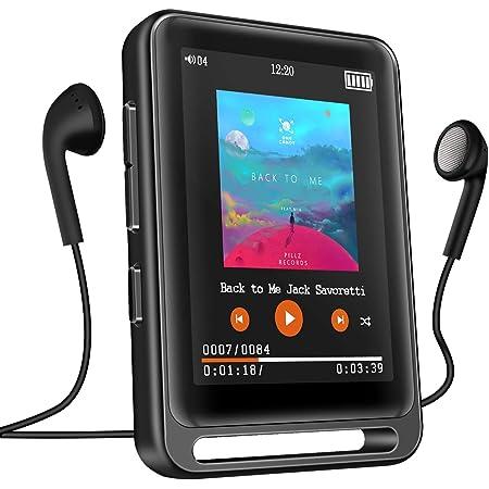 Mp3 Player 16gb Bluetooth Mp3 Player Mit 2 4 Lcd Elektronik