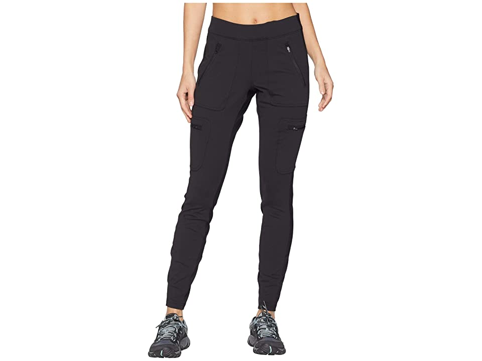 The North Face Utility Hybrid Hiking Tights (TNF Black) Women