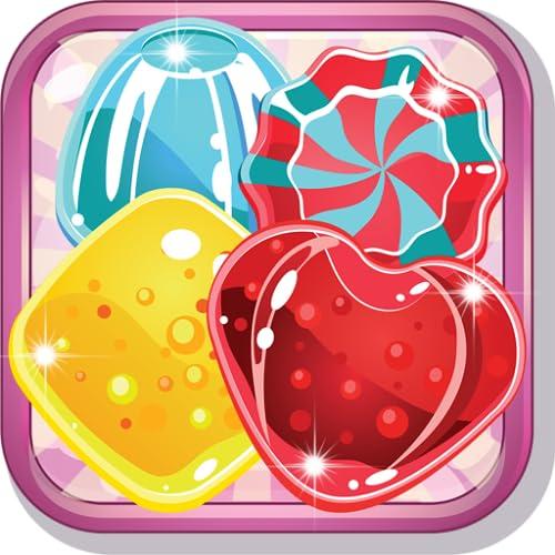 Açúcar dos doces Doce Mania