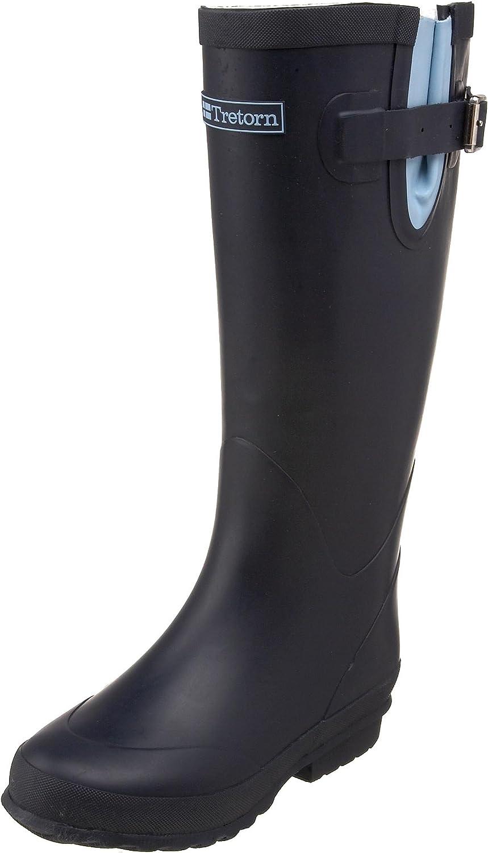 Tretorn Women's Langta Rubber Boot Green