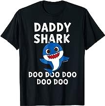 Mens Pinkfong Daddy Shark Official T-shirt