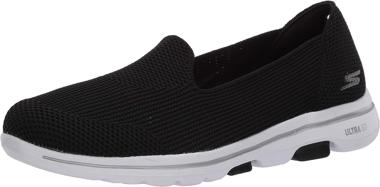 Skechers Women's Now free shipping Tucson Mall Go 5-Blessed Walk Sneaker