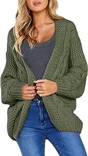Suchergebnis auf für: Grüne Strickjacke: Bekleidung