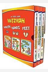 My Mitzvah Board Book Set Hardcover