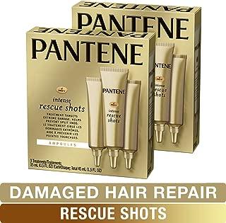 pantene intense rescue shots