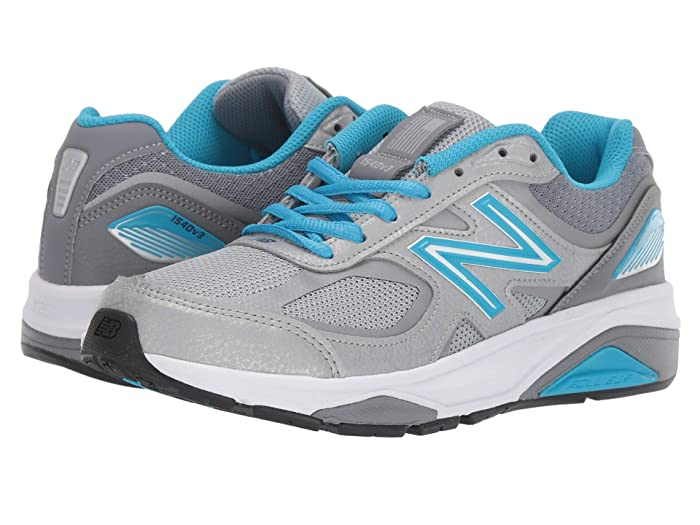 New Balance  1540v3 (Silver/Polaris) Womens Shoes