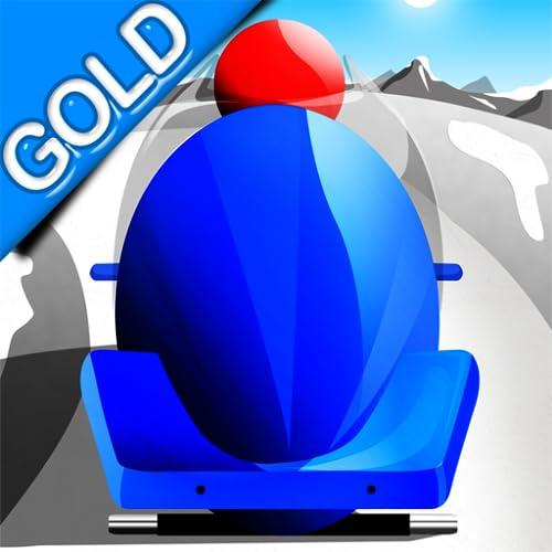 Bob schnell Winter Rennen: die unendliche sport Eiskanal - Gold Edition