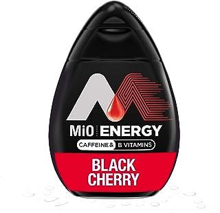 MiO Energy Black Cherry Big Bottle, 3.24 oz (Pack of 8)