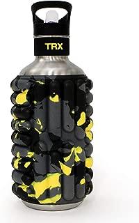TRX Mobot Foam Roller Water Bottle - Train, Move, Hydrate, Roll, 40 oz.