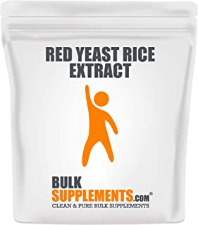 BulkSupplements Red Yeast Rice Extract Powder (5 Kilograms)