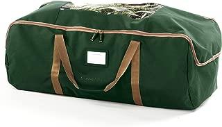 Covermates Keepsakes Medium Duffel Bag – Superior Protection – Fits Up to 5 Foot Tree - Holiday Storage - Green