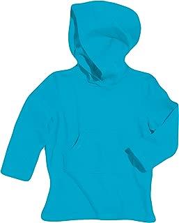 Sun Smarties Cotton Boys Long Sleeve Hoodie Shirt Swim or Beach Cover-Up UPF50+