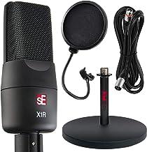 میکروفون روبان sE Electronics sE X1R با بسته نرم افزاری Xpix Mic Stand & Accessories