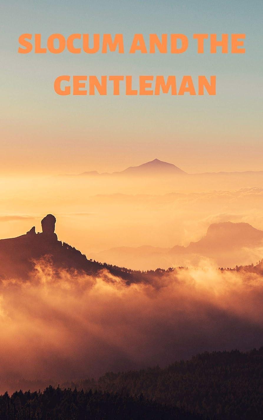 回転する環境保護主義者中央Slocum and the Gentleman (Basque Edition)