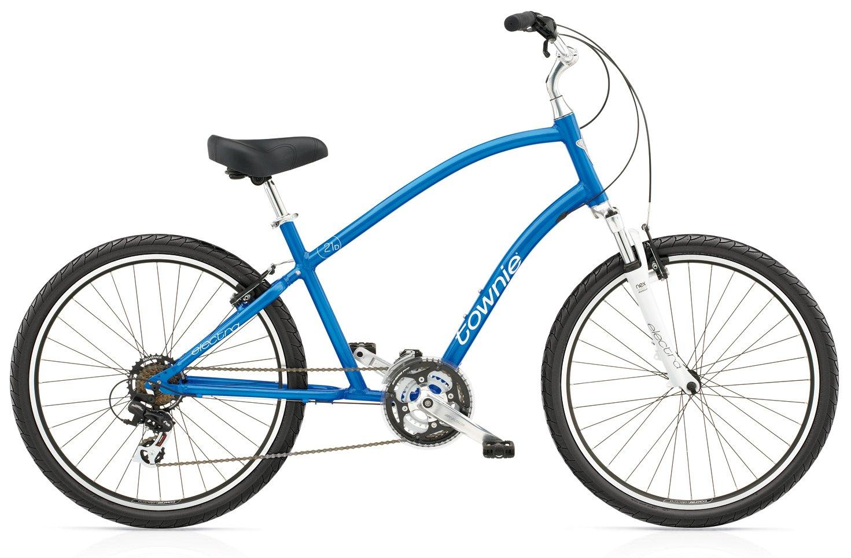 Electra Townie Original 21D - Bicicleta Urbana para Hombre (26 ...