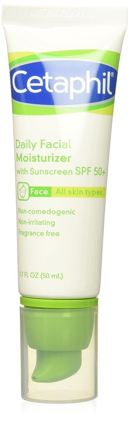 顎溶ける動Cetaphil UVA/UVB Defense SPF#50 Facial Moisturizer 50 ml