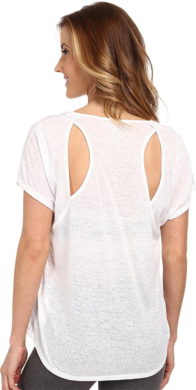 5% OFF ASICS Women's Studio Graphic T-Shirt Excellent Fit-Sana
