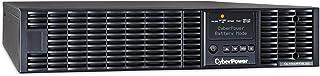 CyberPower OL1000RTXL2UN Smart App Online UPS System, 1000VA/900W, 8 Outlets, 2U Rack/Tower + Pre-Installed SNMP Card