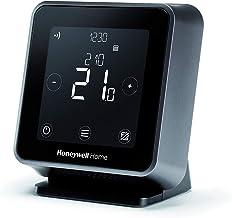Honeywell Home Y6R910RW8021 T6R Termostato programable Inteligente inalámbrico, Negro