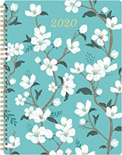 2020 Planner - Weekly & Monthly Planner with Marked Tabs, 8.5