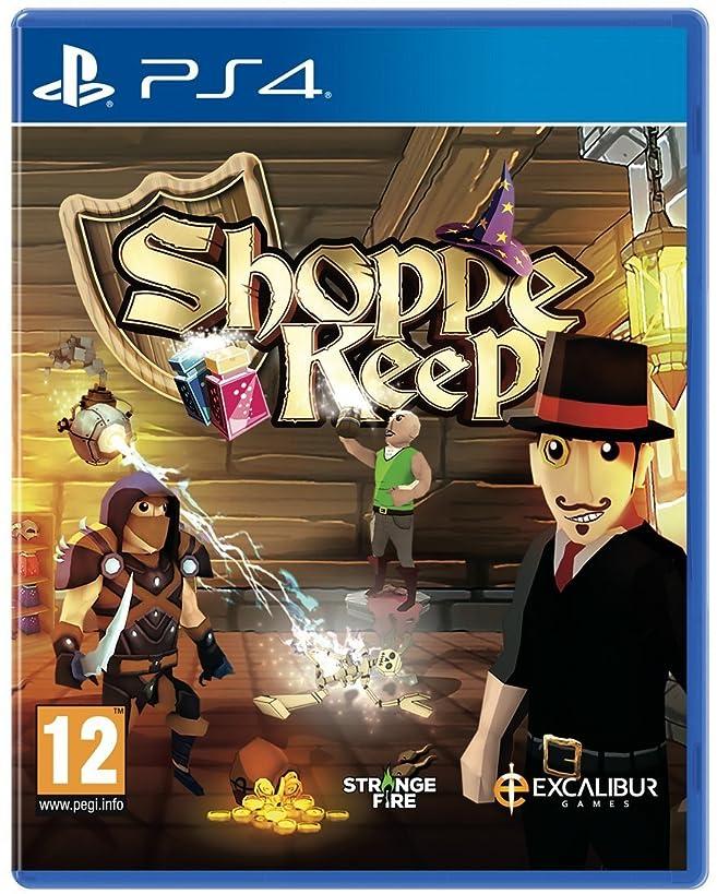 Shoppe Keep (PS4) UK IMPORT REGION FREE