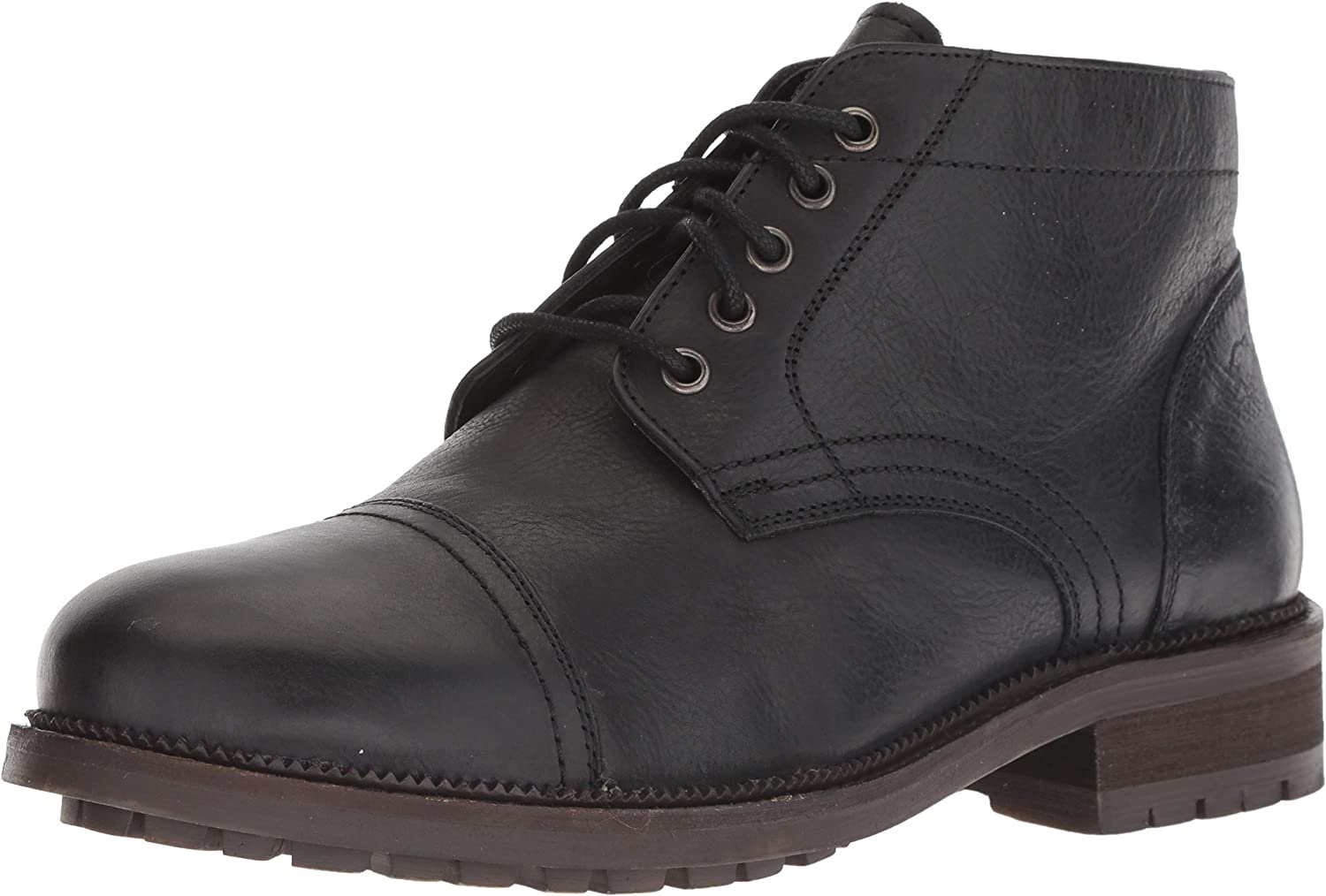 Scholls Shoes Mens Airborne Boot Oxford Dr