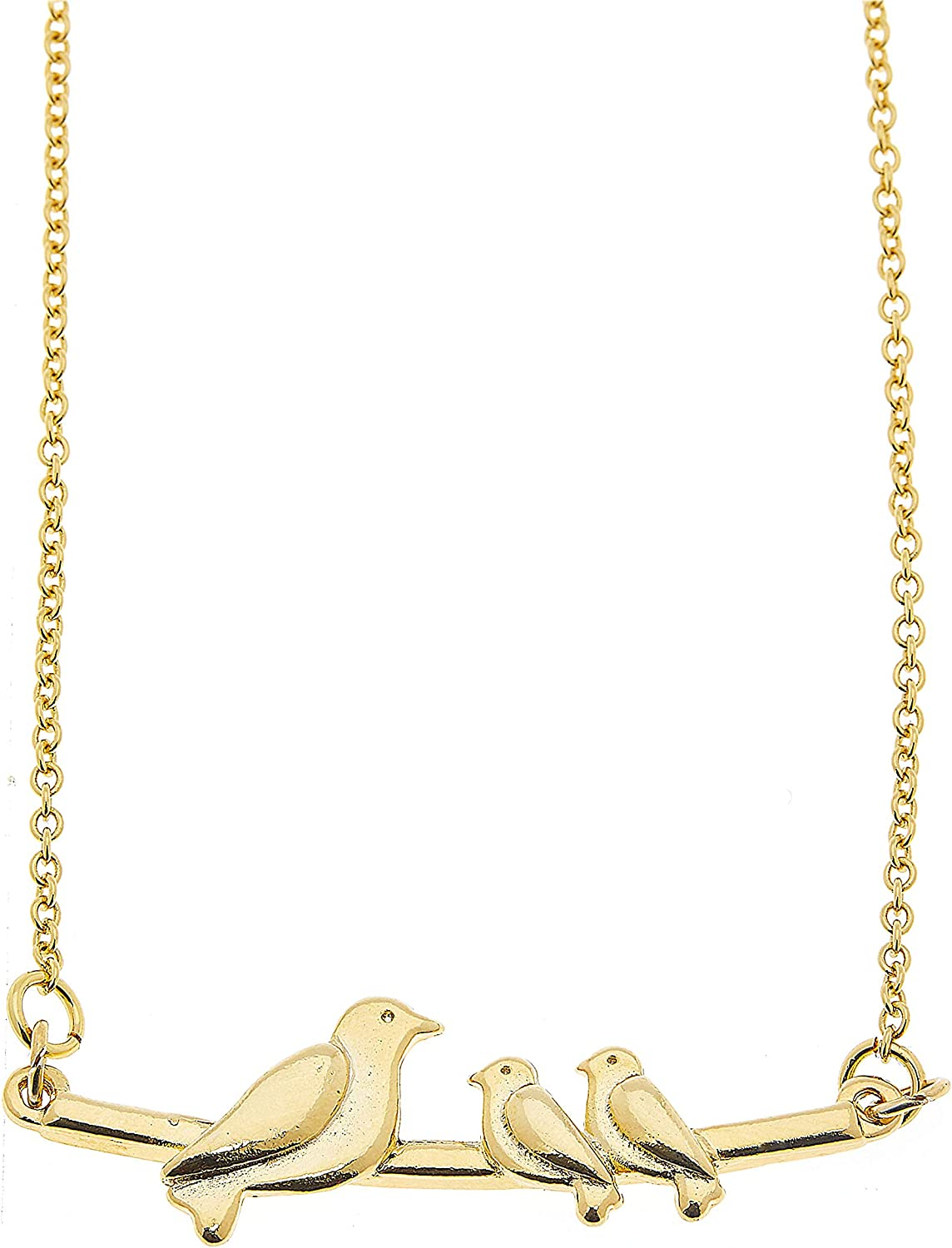 """Foxy Originals NEW Mama Bird Necklace- -1.75"""" Necklace Chain Classic Large discharge sale"""