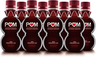 POM Wonderful 100% Pomegranate Juice, 8oz (Pack of 8 Bottles), 8 Fl Oz (Pack of 8)
