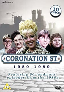 Coronation Street - Best of 1980-1989 [ITV] - [Network] - [DVD] [Reino Unido]